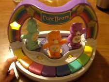 Care Bears Light Up Toy Piano 2004 (320-004)