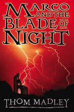 Marco and the Blade of Night-ExLibrary