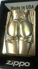 Zippo® Golden Stocking Girl Sexy  Girl - Limited Edition-  Neu/ New OVP