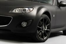 BLACK MATTE VINYL CAR WRAP 2m x1.52m