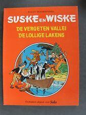 Suske en Wiske dubbelalbum Solo uitgave 1981