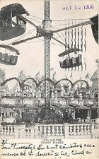 B2089 New York Swing Luna Park Coney Island 1906 front/back scan