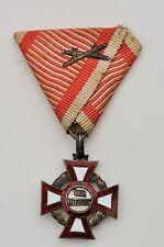 Autriche: Croix de l'Ordre du Mérite Militaire, 3° Classe