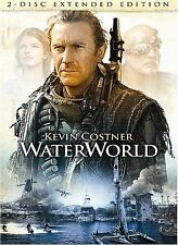 Waterworld (2-Disc Extended Edition) DVDs-Good Condition
