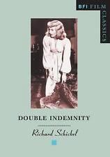 """Double Indemnity"" (BFI Film Classics), Schnickel, Richard, Very Good, P"