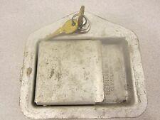 Eberhard Locking Handle w/ 2 keys  Tool Box / RV / Utility Truck   used