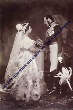 mm619 - Queen Victoria & Prince Albert - photo 6x4