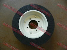 Replacement Tail-Wheel for most all Rotary Cutter's with a 15''-4Lug wheel