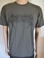 BENEDICTION Logo grey T-Shirt XL / Extra-Large (u468) 161666