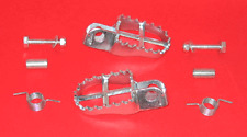 Footrest Kit with springs and bolts Trials Gas Gas Beta Sherco Montesa Scorpa