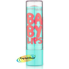 Maybelline Baby Lips Peach Punch Soft Lip Protection Moisturing Balm Stick