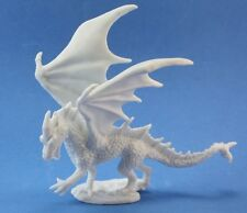YOUNG FIRE DRAGON - Reaper Miniatures Dark Heaven Bones - 77026
