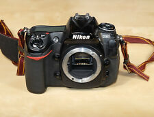 NIKON D300 DSLR body only - fully working order with original box