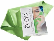 EXFOLIA Face & Body Cloth Washable Reusable Exfoliating Scrub Beauty Cleanser