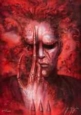 Future Kill Poster 03 Metal Sign A4 12x8 Aluminium