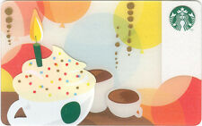 STARBUCKS Gift Card Birthday Drink 2011 - FREE SHIPPING