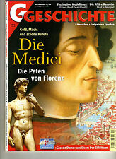 G Geschichte mit Pfiff 12/06 Die MEDICI