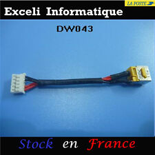 Jack Socket & Cable Wire dw043 pc portable Acer Extensa 5210 5220