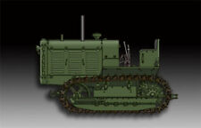 1:72 SCALE MODEL KIT Trumpeter  Model Kit 07112 Russian ChTZ S-65 Tractor