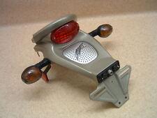 Harley Buell Lightning XB12S Heckteil Kennzeichenhalter License Plate Bracket 2