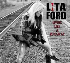 Ford,Lita - Living Like a Runaway/Ltd.Digi - CD NEU