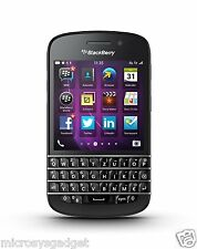 BlackBerry Q10 | 1.5GHz Dual Core | 2GB + 16GB | 8MP + 2MP | 4G Enabled (Black)