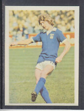 Panini Top Sellers - Football 75 - # 117 Clive Woods - Ipswich