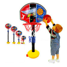 Mini Basketball Net Game Hoop Ring With Ball Basket Fun Office Indoor Toy Gifts