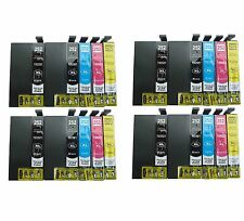 20-Pk/Pack T252XL Ink Cartridge for Epson WF3620 WF3640 WF7110 WF7610 WF7620