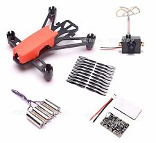 Q100 Mini Brushed Room Quadcopter Frame w/ 8520 motors 25mW Transmitter Camera