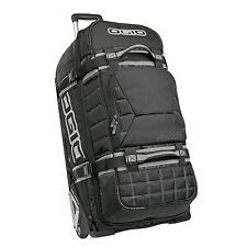 OGIO RIG 9800 WHEELED ROLLING GEAR BAG SUITCASE/LUGGAGE -NEW 2016- BLACK