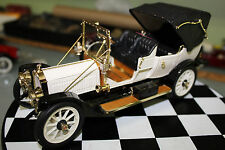 Franklin Mint 1:24 Scale 1912 PACKARD VICTORIA (WHITE)