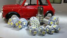 Classic Rover Austin Mini LED External Bulb Set Kit (No Headlights) Warm White