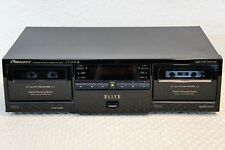 PIONEER CT-05D STEREO DOUBLE CASSETTE DECK