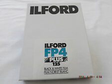 Ilford FP4 4x5 Sheet Film (25 Pack)