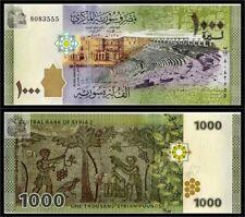 Syria 2013 Thousand 1000 Pound UNC (P-116)