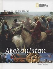 National Geographic Countries of the World: Afghanistan (Countries of -ExLibrary
