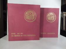 Camera di Commercio Industria e Agricoltura. Cuneo. 1862-1962. 2 volumi
