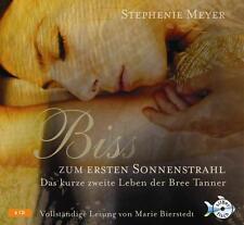 Bis (Biss) zum ersten Sonnenstrahl - Hörbuch Stephenie Meyer - 4CDs ungekürzt