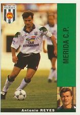 ANTIONIO REYES # ESPANA MERIDA.CP STICKER CROMO PANINI LIGA 1996 ESPANA