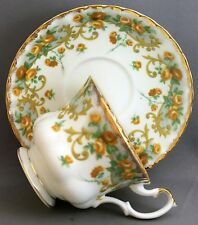 ROYAL ALBERT TEACUP AND SAUCER-SHERATON SERIES/MARJORIE   J 624