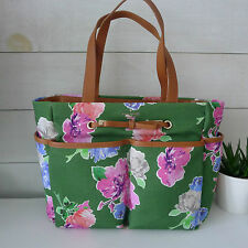 KATE SPADE Iris Street Fabric CARDEN Floral BAG Tote BABY Diaper Shoulder FLORAL