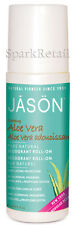 Jason Organic Soothing ALOE VERA Pure Natural Roll On DEODORANT 89ml