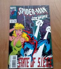 SPIDER-MAN 2099 ISSUE #11 MARVEL COMICS SEPT 1993 STAN LEE VERY FINE COND.
