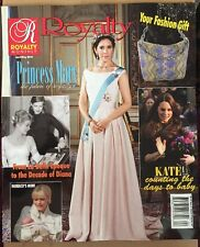 Royalty Monthly Princess Mary Decade Of Diana Apr May 2015 FREE SHIPPING!