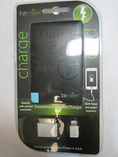 Bitmore Charge Card 5V 2600mAh Smartphone Portable Charger for Iphone 4/5/6/Ipad