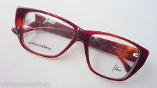Filou  elegante extragroße, Optikerbrille 70er breiter Bügel GR: L 57-16 Boho