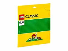 LEGO Classic Baseplate (Green) A great supplement to any LEGO collection NEW