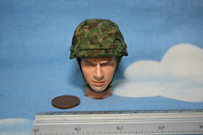 Dragon 1/6th Scale moderno japonés Jgsdf Casco De Ogawa