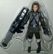 Star Wars RAHM KOTA'S MILITIA ELITE Action Figure Force Unleashed TRU Exclusive